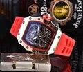 Роскошные модные Лидирующий бренд Роскошные наручные часы для дайверов нержавеющая сталь наручные мужские часы