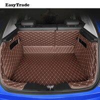 Car Styling For Skoda Octavia A7 A5 Accessories Trunk Mats Liner Carpet Guard Protector Interior Accessories