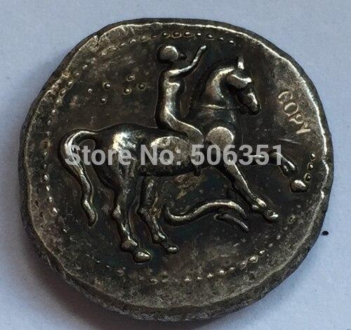 Type:#116 Greek COINS  Irregular Size