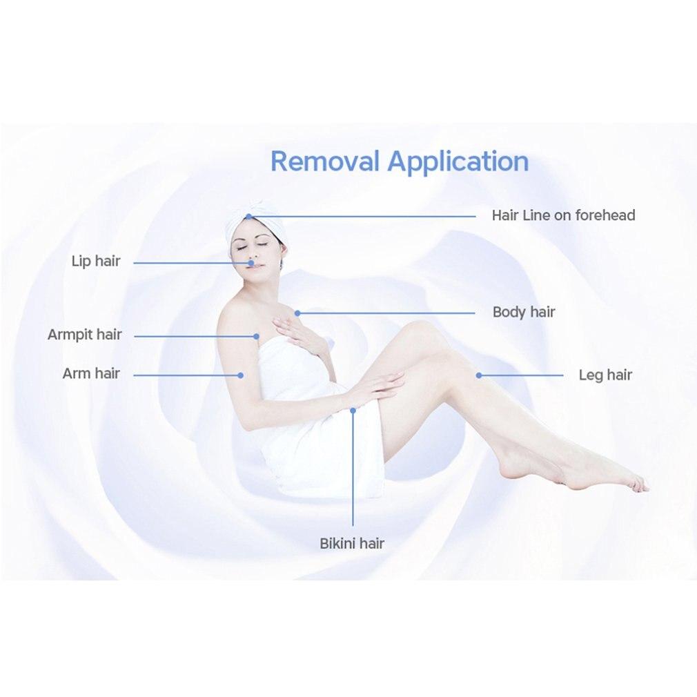 do instrumento da remoção do cabelo do ipl hairless