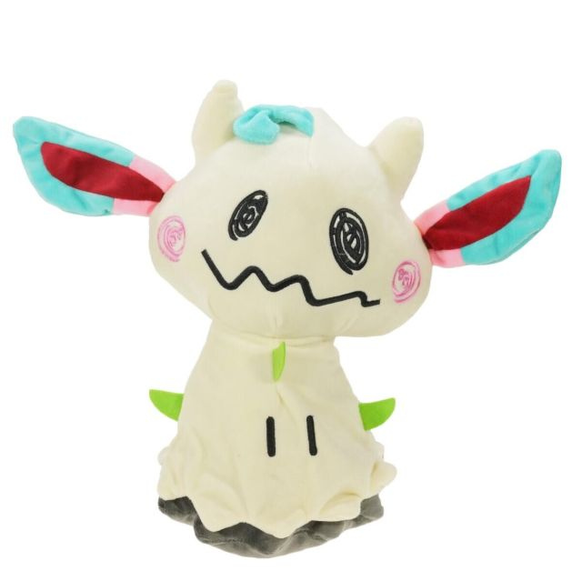 new 30cm plush Mimikyu Leafeon  lifelike cute hot toy stuffed soft doll good quality  gift for kid