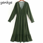 Autumn Dress Women L...
