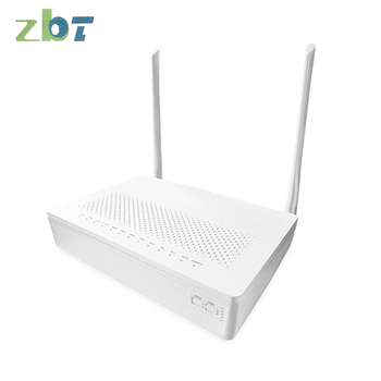 Voice Interface with USB Interface Routing Route Function GPON Broadband Access ONU Optical Modem MODEMwifi router 4 port gigabit home terminal broadband terminal fiber optic module 4g home routing all in one machine optical modem gpon