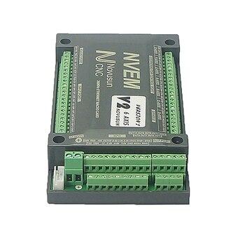 Carte de contrôleur CNC NVUM 3 4 5 6 axes Mach3 contrôle carte USB 200KHz pour routeur CNC