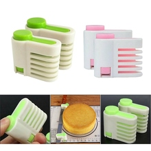 DIY 5 Layers Cake Splitter Toast Bread Slicer Cake Bread Cutter 5 Levers Cutting Bread Knife Divider Baking Tools Kitchen Gadget stainless steel wire cake cutter slicer adjustable diy butter bread divider pastry cake kitchen baking tools