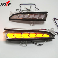 Dynamic Turn Signal Light Parking Puddle LED Side Mirror Sequential Indicator Blinker Lamp For Ford Fusion / Mondeo 2013 2018