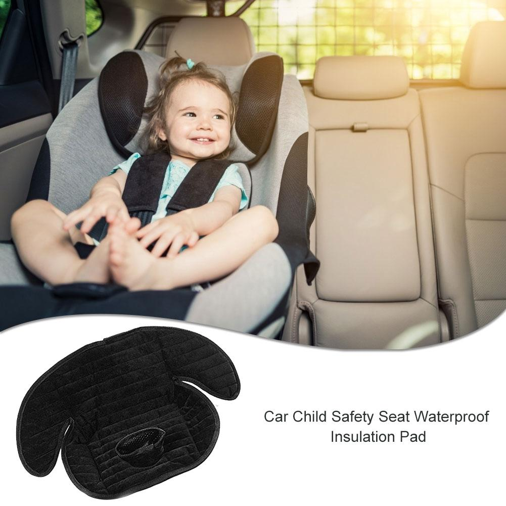 Car Child Safety Seat Waterproof Insulation Pad Baby Cart Dining Chair Anti Slip Cushion Protector Saver Piddle Pad in Seat Belts Padding from Automobiles Motorcycles