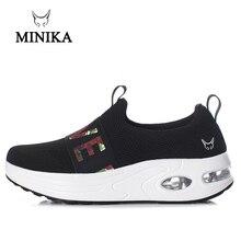 Женская обувь для тяжелой атлетики с низким вырезом, увеличивающая рост; обувь для похудения; дышащие спортивные кроссовки; Zapatos De Mujer Deportivas