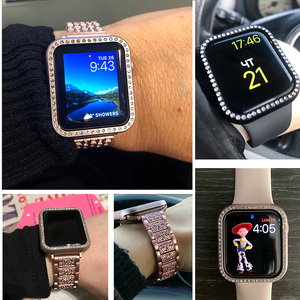 Cover For Apple Watch Case 44m
