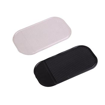 Universal Anti-Slip Phone Mat Holder GPS Pad Sticky Mat Anti Slip Pens MP4 Pad Car Dash Place Mobile Phone Holder Car Styling image
