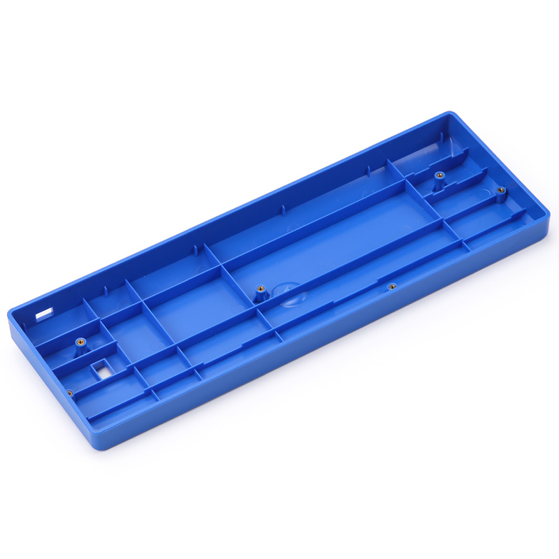 GH60 compact keyboard base seat POKERII 60% mechanical keyboard poker2 plastic frame case gaming keyboard FACEU blue red purple