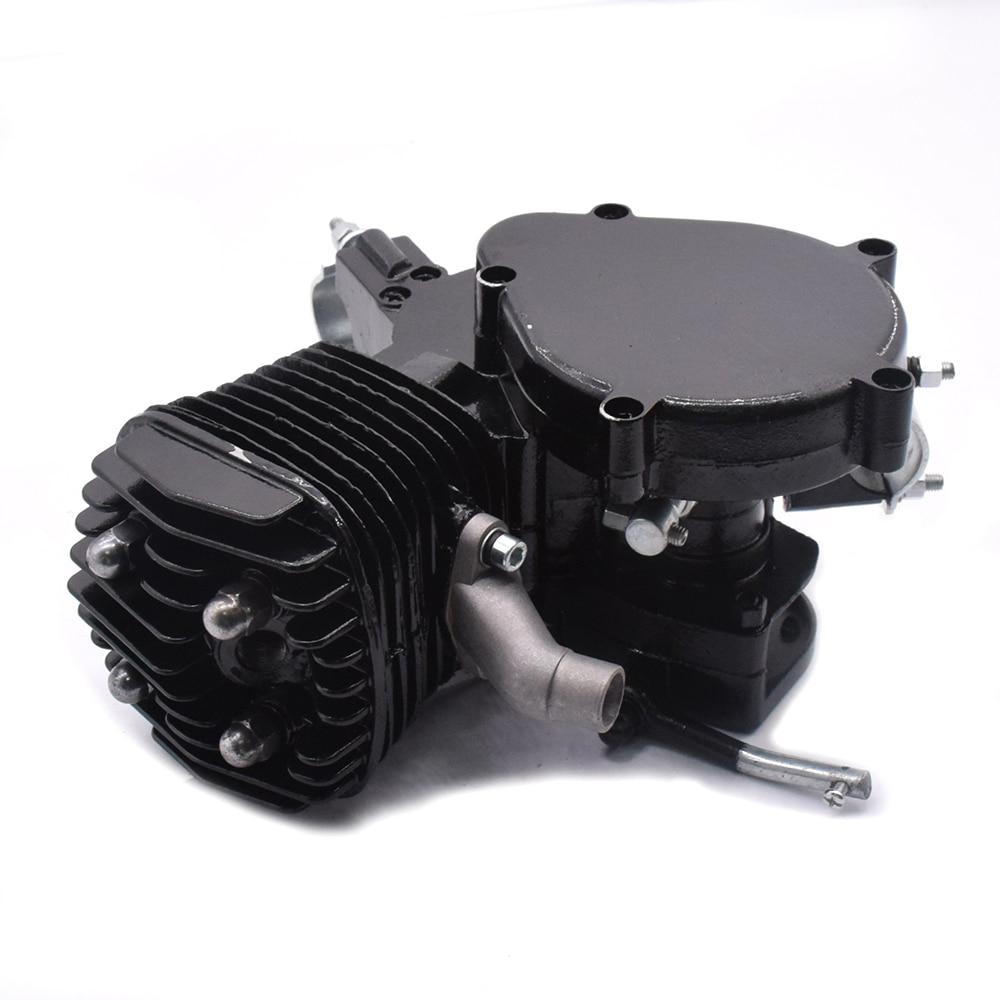 Fahrräder Elektrische Geändert Kit 2-hub 80cc Motor Kit für 24