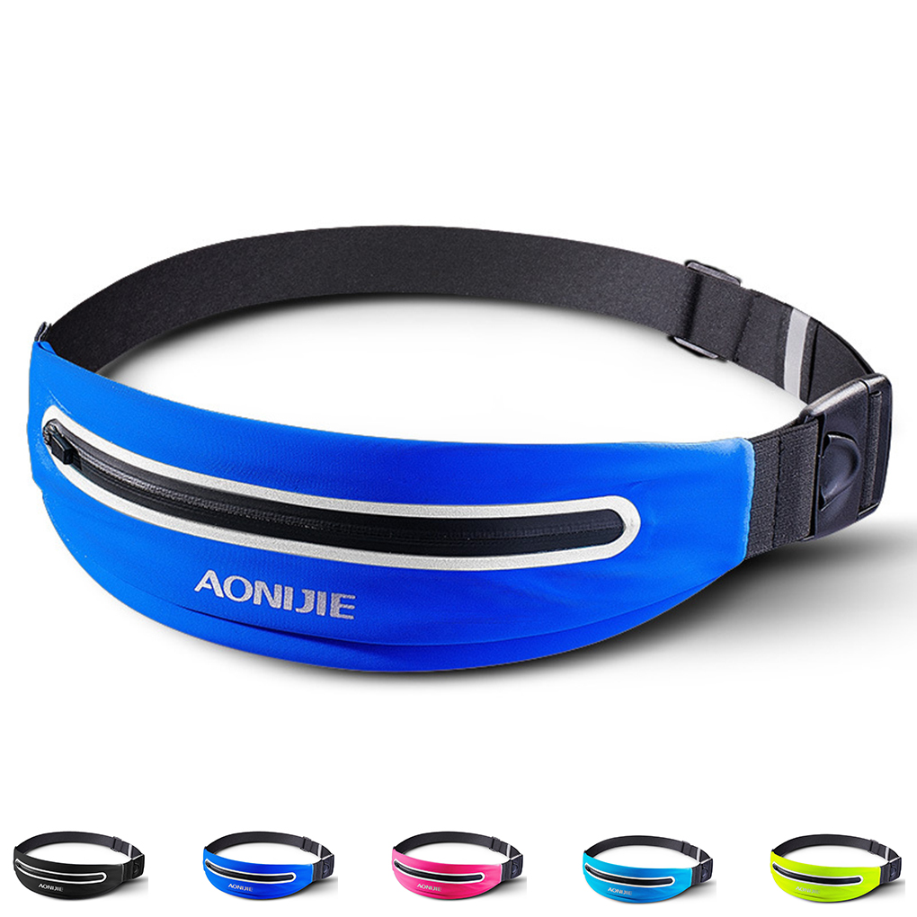 Running Waist Bag For Mobile Phone Pack Gym Sports Sack Running Waist Belt Pocket Pack Pouch Wallet Purse