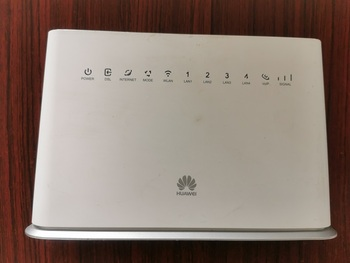 Unlocked Used Huawei HA35 4G Wireles Router 4G LTE 300Mbps wfi router PK B612 B525