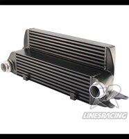 Tuning Intercooler Fits BMW 525d 530d 535d E60/E61 04 10 BMW 635d E63/E64 06 10 black/silver