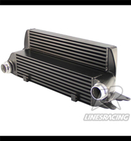Tuning Intercooler Fits BMW 525d 530d 535d E60/E61 04 10 BMW 635d E63/E64 06 10 black/silver