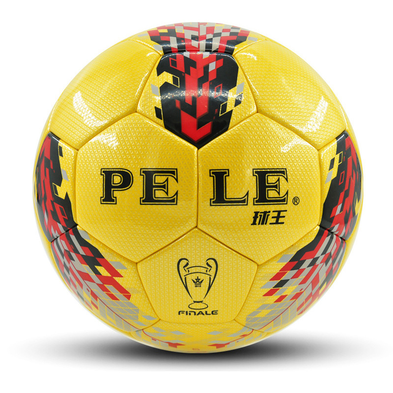 Standard 4-No. 5 Football Wear-Resistant PU Leather Football Teenager Tournament Training Football