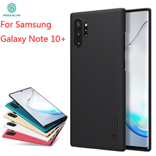 For Samsung Galaxy Note 10+ Case Cover NILLKIN Fitted Cases 10 plus Super Frosted Shield