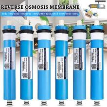 Membrana do ro de 75/100/125 gpd para o sistema da osmose reversa do tratamento do purificador do filtro de água 5