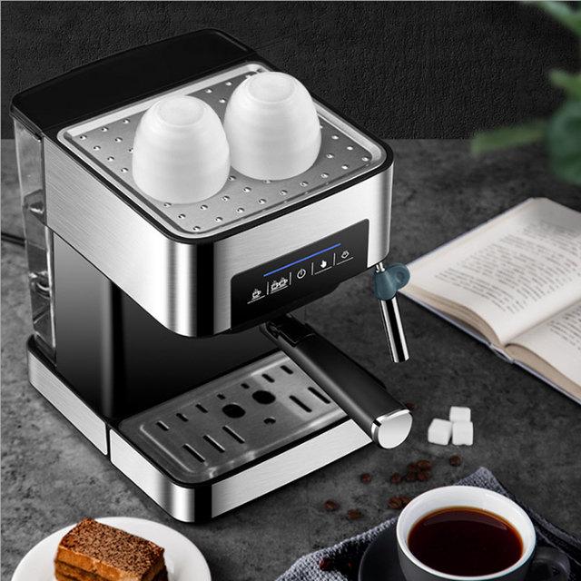 ITOP Electric 20Bar Italian Coffee Maker Household Americano Espresso Coffee Machine Fancy Milk Foam Maker 220V 2