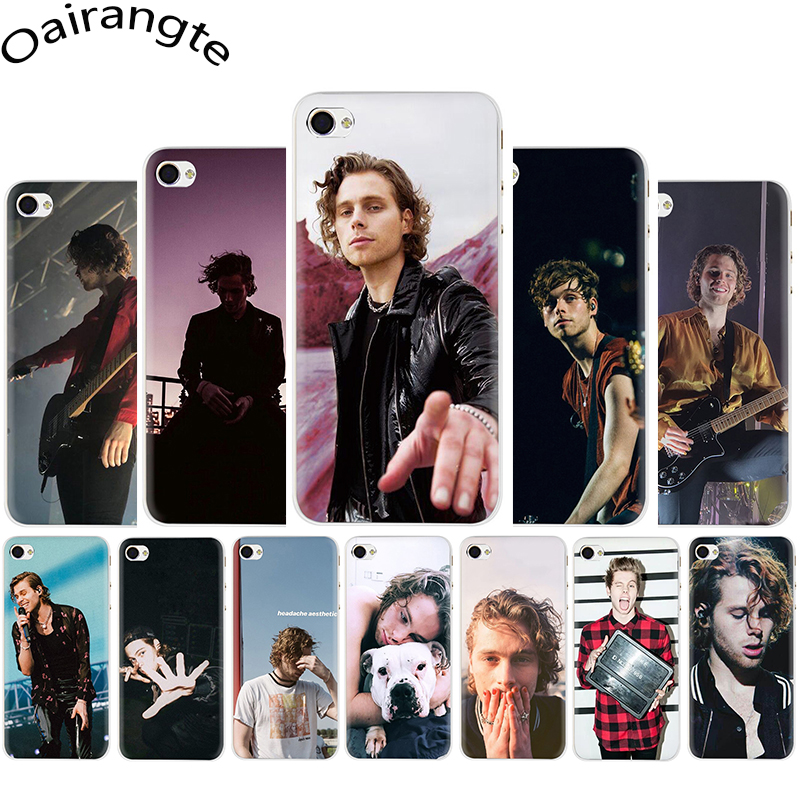 Luke Hemmings Harte telefon abdeckung fall für <font><b>iphone</b></font> 5 5s 5C SE 2020 6 6s 7 <font><b>8</b></font> plus X XR XS 11 Pro Max image