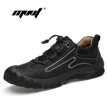 Plus Size Breathable Men Shoes Spring Autumn Genuine Leather Casual Shoes Fashion Sneakers Breathable High Quality Flats Shoes цена 2017