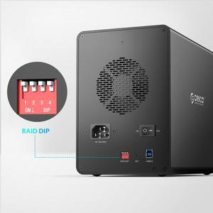 Image 5 - ORICO 35 سلسلة المؤسسة 5 خليج 3.5 قاعدة تركيب الأقراص الصلبة USB3.0 إلى SATA مع غارة قالب أقراص صلبة 150 واط الطاقة الداخلية HDD