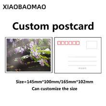 Бесплатная печать 20 шт/50 шт/100 шт/лот бумажные визитные карточки