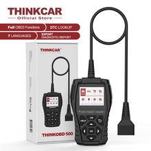 THINKCAR THINKOBD 500 Obd2 Scanner für Auto Auto Diagnose Werkzeuge Automotriz Obd 2 Version Diagnose Lebenslange Kostenlose Update