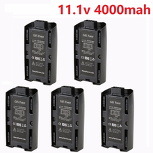 Batterie dorigine Lipo pour batterie de Drone perroquet Bebop 2 batterie de mise à niveau Lipo 11.1V 4000mAh pour pièces de quadrirotor RC
