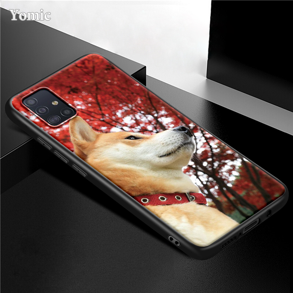 Silicone Phone Case For Samsung Galaxy S20 FE S10 Plus S21 Ultra 5G S10e S8 S9 Plus Soft Cover Cocker Spaniels Cartoons Dog Cute