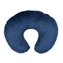 7 цветов мягкие U-образный сна подушка с защитой для шеи Обложка Грудное вскармливание подушки милые подушки для путешествий для детей/взрослых 911