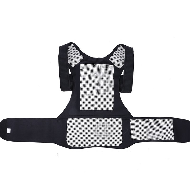 Self Heating Shoulder-warming Shirt Waistcoat Neck Guard Shoulder Pad Back Protector Waist Support Warm Men And Women Magnet The