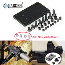 Steel Glock Universal Handgun Mount Base  Compatible with Red Dot Sight for GLOCK Accessories