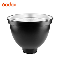 Godox Photography 7 Inch Standard Reflector Diffuser Lamp Shade Dish for Godox AD400PRO Flash Strobe Light Monolight Speedlites