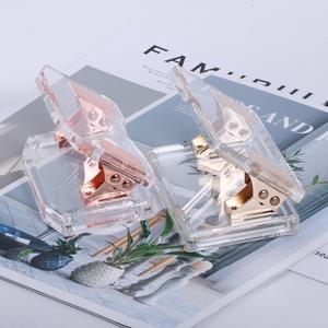 Image 1 - Acrylic Vàng Dẹt Chuẩn Bấm Lỗ (10 Tờ) Đồ Văn Phòng Bởi Draymond Câu Chuyện