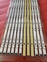 Bande rétro-éclairage LED 30 pièces/lot, pour LG 43LJ5500 43UJ6300 43UJ634V LC43490062A LC43490063A LC43490064A LC43490060A LC43490059A, nouveauté