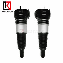 Pair Front Left & Right Air Suspension Shock Absorber For Audi A8 D4 4H S8 Saloon A6 C7 A7 Sportback 4H0616039H 4G0616039AD