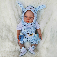 100% Super realistic Baby Doll Reborn all Silicone Simulation Doll alive bebe reborn Play vinyl Toy Doll 40 CM and bottle gift doll accessories play house toys toy bottle upside down and become less milk bottle magic