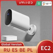 IMILAB EC2 bez drutu Mi bezpieczeństwo w domu kamera bramka 1080P kamera Wifi z 5100mAh bateria zewnętrzna kamera monitorująca Ip Vedio