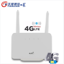 CPE Broadband Network-Modem Router Wifi Sim-Card Mobile-Hotspot 300mbps Wireless/portable