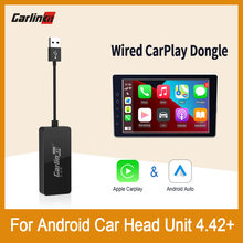 Carlinkit для проводного carplay dongle Система android экран