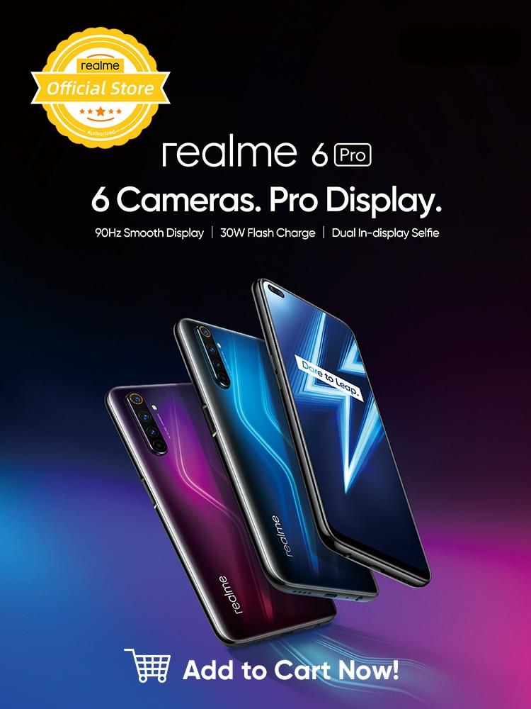 Realme Snapdragon 720G 128GB LTE/WCDMA/GSM Nfc Vooc/supercharge Gorilla glass/5g wi-fi/Bluetooth 5.0/Game turbogpu turbo