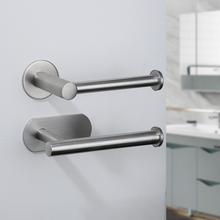 2 стильные настенные держатели для туалетной бумаги из нержавеющей