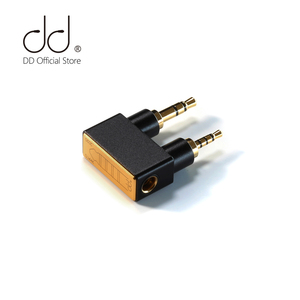 DD ddHiFi DJ44K 4.4mm Female to 2.5mm Balanced Adapter Exclusively for Astell&Kern Players AK DAPs