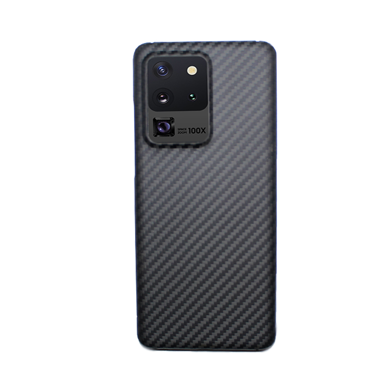 Carbon fiber Case Cover FOR SAMSUNG GALAXY S20 S20 PLUS S20 Ultra Ultra-thin Business