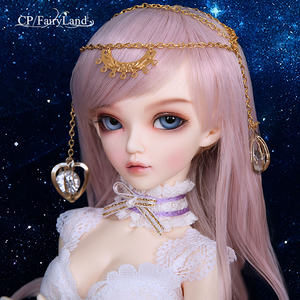 Fairyland Minifee BJD Dolls 1/4 Fullset Option Chloe Nude Doll Ball Jointed Dolls Toy for Children Girlish Collection Oueneifs(China)