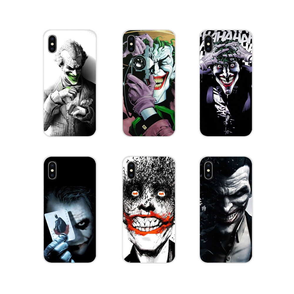 Joker Batman The Killing Joke For Samsung Galaxy A3 A5 A7 A9 A8 Star A6 Plus 2018 2015 2016 2017 Accessories Phone Cases Covers image