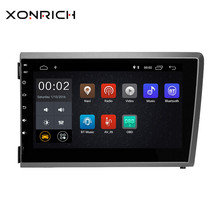 Xonrich 2 Din Android 8.1 Car Multimedia Player For Volvo S60 V70 XC70 XC90 2000 2001 2002 2003 2004 Radio GPS Navigation 2G RAM цена