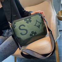 Лидер продаж, женские сумки, Роскошная сумочка, маленькая сумка через плечо для женщин, Новая высококачественная кожаная сумка на плечо, жен...